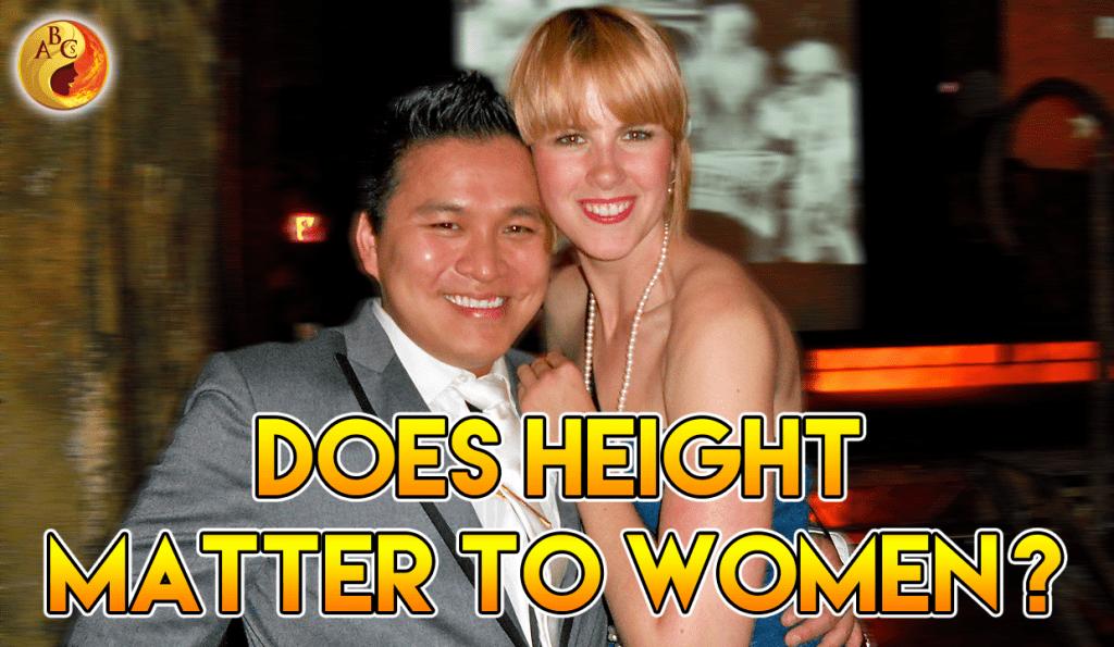 Shorter taller man dating woman Women Dating